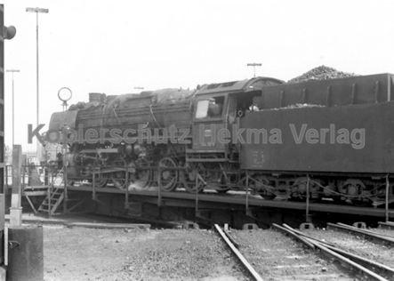 Emden Eisenbahn - Bahnbetriebswerk - Lok