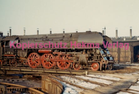 Hamburg Eisenbahn - Bahnbetriebswerk Altona - Lok