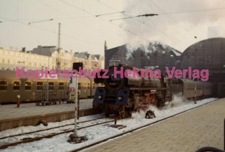 Hamburg Eisenbahn - Bahnbetriebswerk Altona - Zug