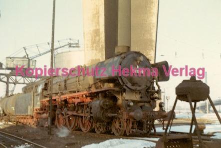 Hamburg Eisenbahn - Bahnbetriebswerk Altona - Lok 012 101-2 - Bild 3