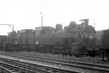 Hamburg Eisenbahn - Hamburg Moorfleth - Lok