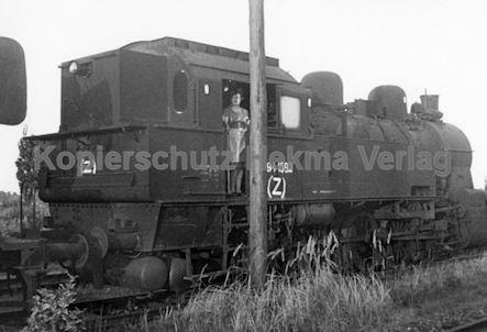 Hamburg Eisenbahn - Hamburg Moorfleth - Lok 94 1592