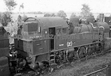 Hamburg Eisenbahn - Hamburg Moorfleth - Lok 94 1046