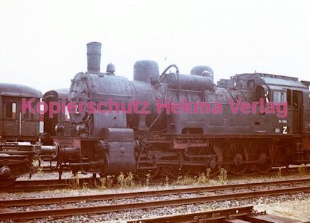 Hamburg Eisenbahn - Hamburg Moorfleth - Lok 94 1594