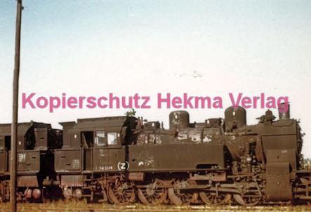 Hamburg Eisenbahn - Hamburg Moorfleth - Lok 94 1240