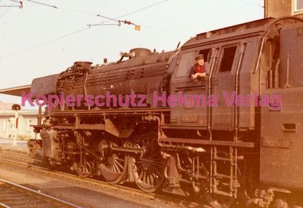 Heilbronn Eisenbahn - Bahnhof Heilbronn - Lok 023 059 - Bild 3