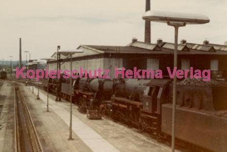 Kaiserslautern Eisenbahn - Bahnbetriebswerk Kaiserslautern - Bild 1