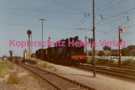 Kaiserslautern Eisenbahn - Verschiebebahnhof Einsiedlerhof - Lok 94 1086 - Bild 5