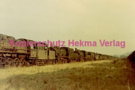 Konz Eisenbahn - Eisenbahnfriedhof - Bild 1