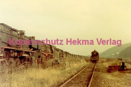 Konz Eisenbahn - Eisenbahnfriedhof - Bild 2