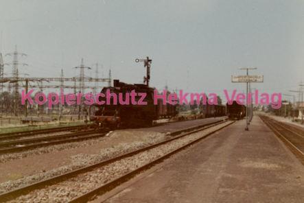 Lampertsmühle-Otterbach Eisenbahn - Bahnhof - Lok 86 478 - Bild 2