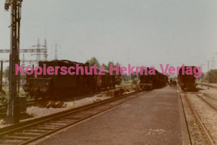Lampertsmühle-Otterbach Eisenbahn - Bahnhof - Lok 86 478 - Bild 5