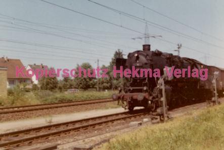 Lampertsmühle-Otterbach Eisenbahn - Bahnhof - Lok 86 478 - Bild 7