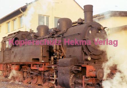 Landau/Pfalz Eisenbahn - Bahnbetriebswerk Landau - Lok 94 1247 - Bild 1