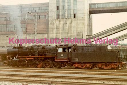 Landweiler Reeden Eisenbahn - Bahnhof - Lok 50 2712 - Bild 1