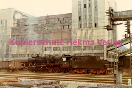 Landweiler Reeden Eisenbahn - Bahnhof - Lok 50 2712 - Bild 2