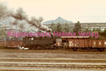 Landweiler Reeden Eisenbahn - Bahnhof - Lok