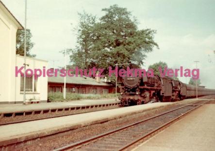 Münster Eisenbahn - Bahnbetriebswerk - Lok 011 091-6 - Bild 4