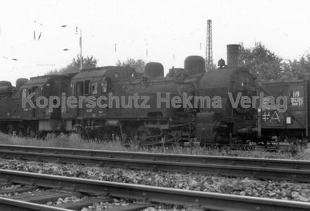 Mannheim Eisenbahn - Mannheim Friedrichsfeld - Lok