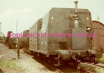 Minden Eisenbahn - Versuchsanstalt - Prüfwagen - Bild 2