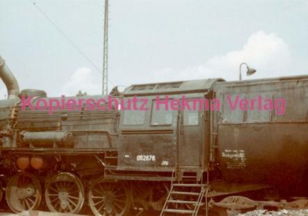 Minden Eisenbahn - Versuchsanstalt - Lok 05 2678