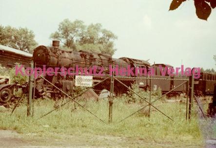 Minden Eisenbahn - Versuchsanstalt - Lokomotiven