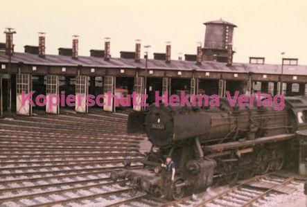 Neumünster Eisenbahn - Bahnbetriebswerk Neumünster - Lok