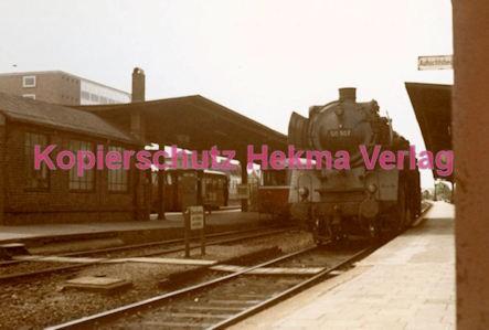 Neumünster Eisenbahn - Bahnbetriebswerk Neumünster - Lok 50907