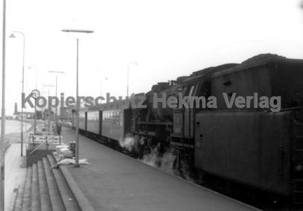 Norddeich Mole Eisenbahn - Zug