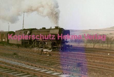 Osterburgen Eisenbahn - Bahnbetriebswerk Osterburgen - Lok 38 2626