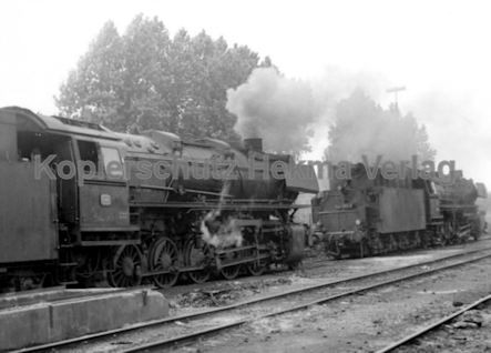 Rheine Eisenbahn - Bahnbetriebswerk Rheine - Lokomotiven