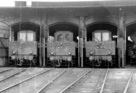 Soltau Eisenbahn - Bahnbetriebswerk Soltau - Lokschuppen