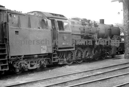 Soltau Eisenbahn - Bahnbetriebswerk Soltau - Lok 050 173-4 - Bild 2