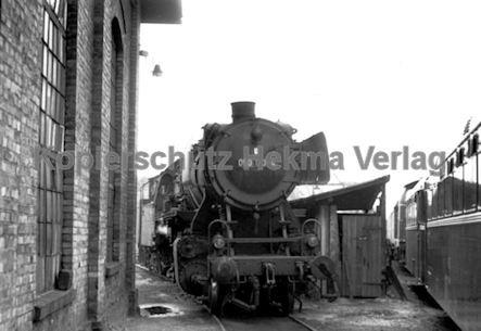 Soltau Eisenbahn - Bahnbetriebswerk Soltau - Lok 050 173-4 - Bild 3