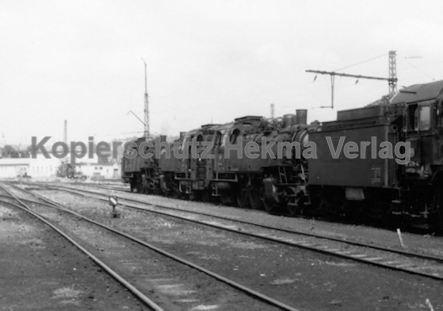 Tübingen Eisenbahn - Bahnbetriebswerk - Lok