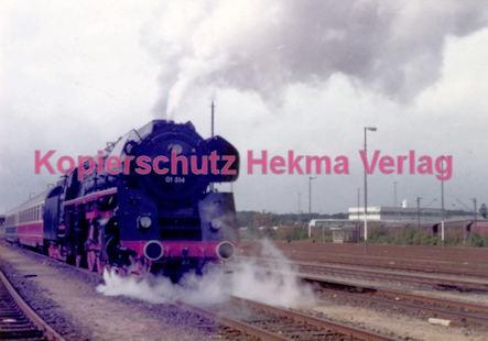 Frankfurt Eisenbahn - Lokschau - Hafengelände Hanauer Landstr. - Lok 01 514