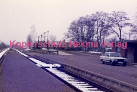 Kapsweyer (Pfalz) Eisenbahn - Bahnhaltepunkt