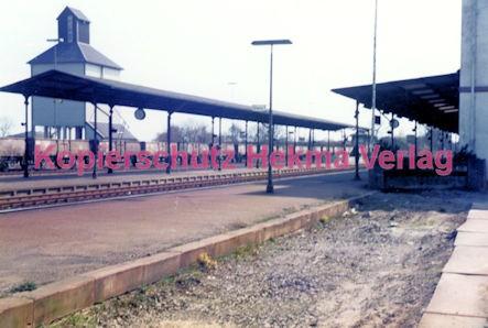Winden (Pfalz) Eisenbahn - Bahnhofsgebäude