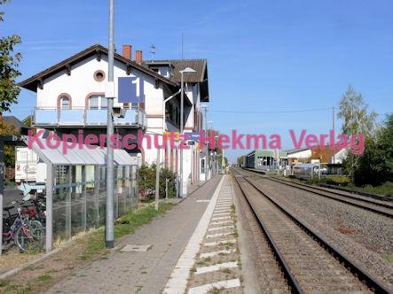 Maikammer/Kirrweiler Eisenbahn - Bahnhofsgebäude