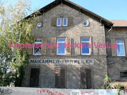 Maikammer/Kirrweiler Eisenbahn - Güterabfertigung