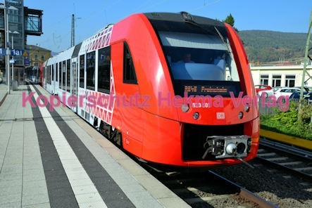 Neustadt Wstr. Eisenbahn - Hauptbahnhof Neustadt - RB 45 - Zug 623 501