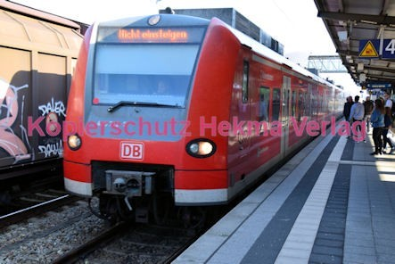 Neustadt Wstr. Eisenbahn - Hauptbahnhof Neustadt - Zug 425 712-7