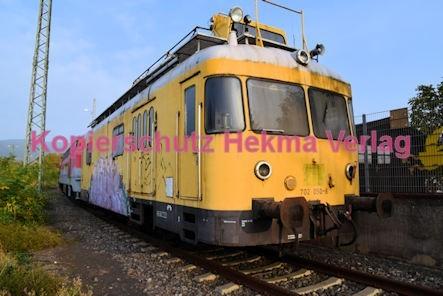 Neustadt Wstr. Eisenbahn - Hauptbahnhof Neustadt - Nebengleis - Lok 702 050-6