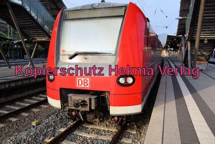 Neustadt Wstr. Eisenbahn - Hauptbahnhof Neustadt - Zug 425 231-8
