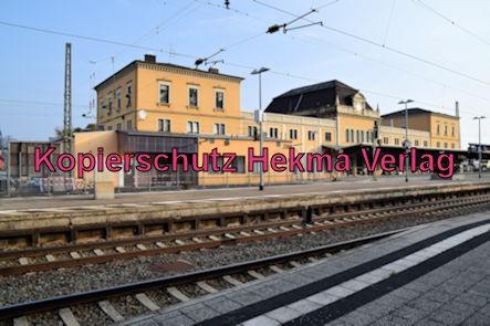 Neustadt Wstr. Eisenbahn - Hauptbahnhof Neustadt - Bahnhof
