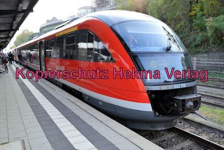 Neustadt Wstr. Eisenbahn - Hauptbahnhof Neustadt - RE 6 - Zug 642 519