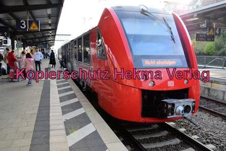 Neustadt Wstr. Eisenbahn - Hauptbahnhof Neustadt - Zug 622 030