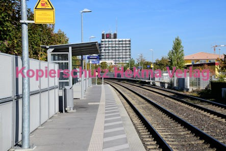 Neustadt Wstr.-Süd Eisenbahn - Bahnhaltepunkt Neustadt-Süd
