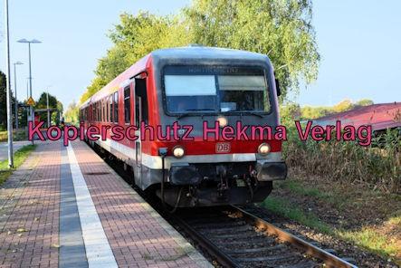 Karlsruhe Straßenbahn - Maximiliansau Im Rüsten - Zug 928 207
