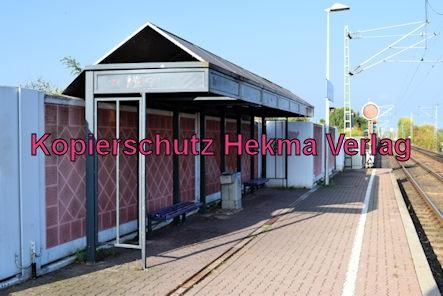 Karlsruhe Straßenbahn - Maximiliansau Eisenbahnstraße - Haltestelle